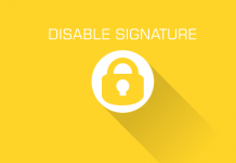 Disable Signature Verification Android